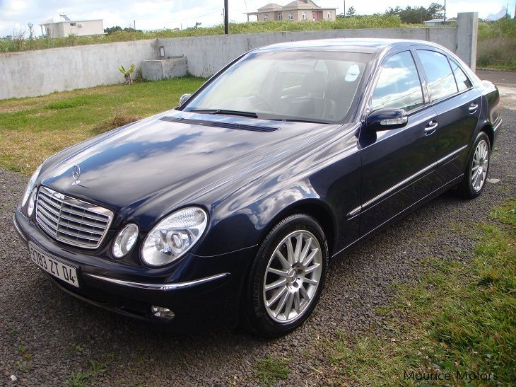 Used mercedes benz e200 kompressor elegance 2004 e200 for Mercedes benz phoenix