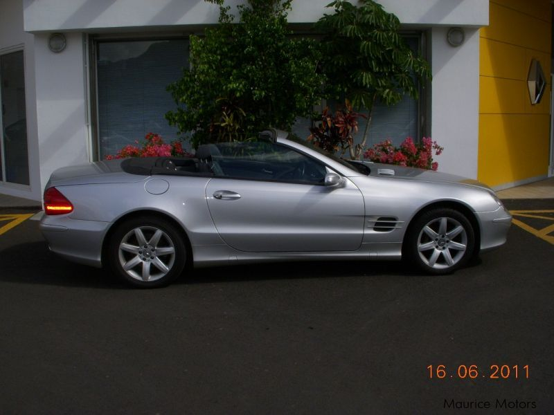 Used mercedes benz sl 350 2004 sl 350 for sale les for Mercedes benz sl 350 price