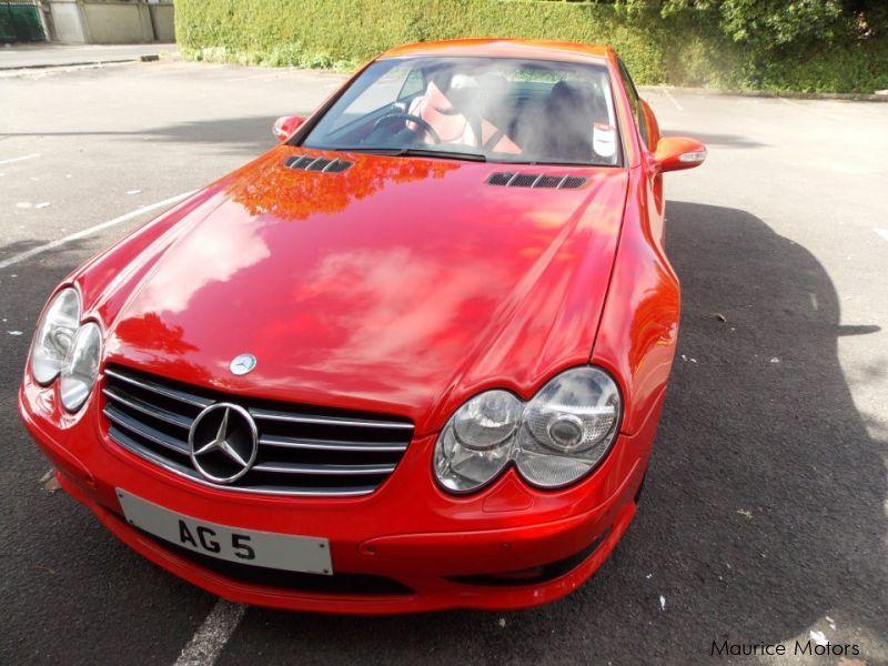 Used Mercedes-Benz SL500 AMG CABRIOLET | 2004 SL500 AMG ...