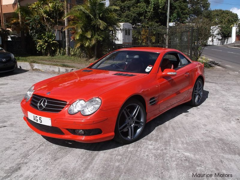 used mercedes benz sl500 v8 5000 cc 2004 sl500 v8 5000. Black Bedroom Furniture Sets. Home Design Ideas