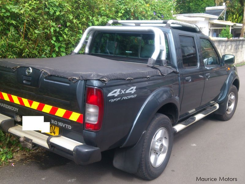 Used Nissan Hardbody Predatpr 3 0 Turbo 4x4 2004
