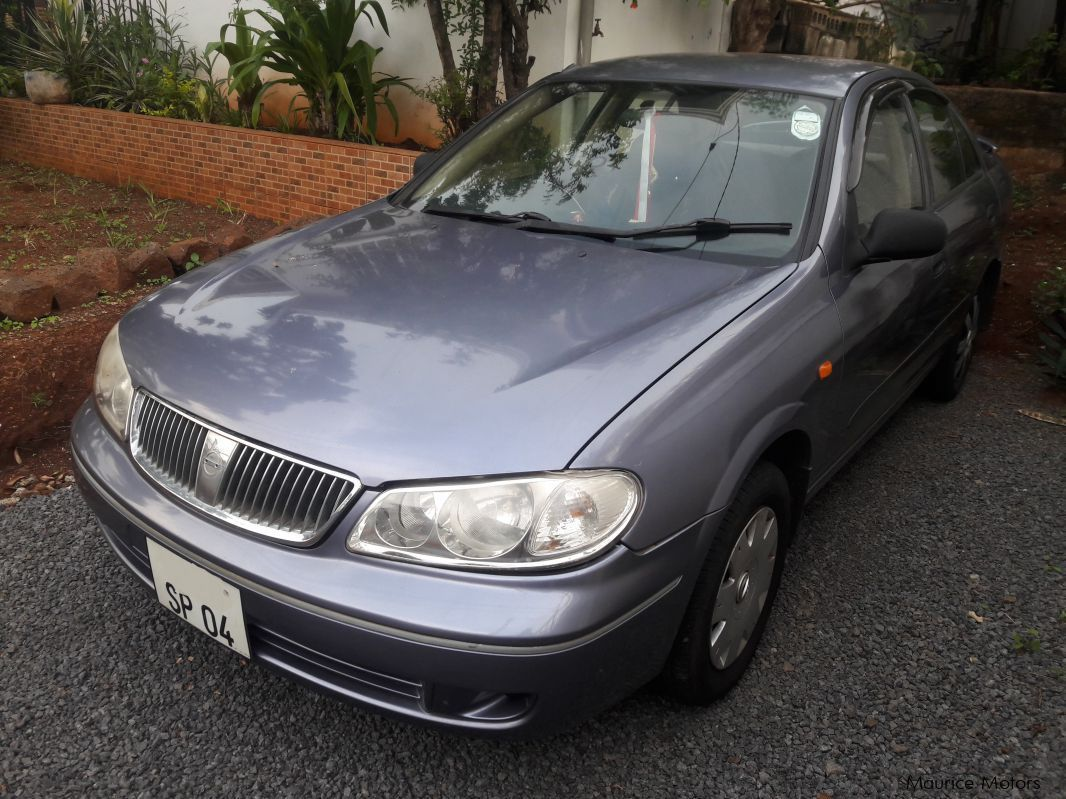 used nissan sunny 2004 sunny for sale pointe aux sables nissan sunny sales nissan sunny. Black Bedroom Furniture Sets. Home Design Ideas