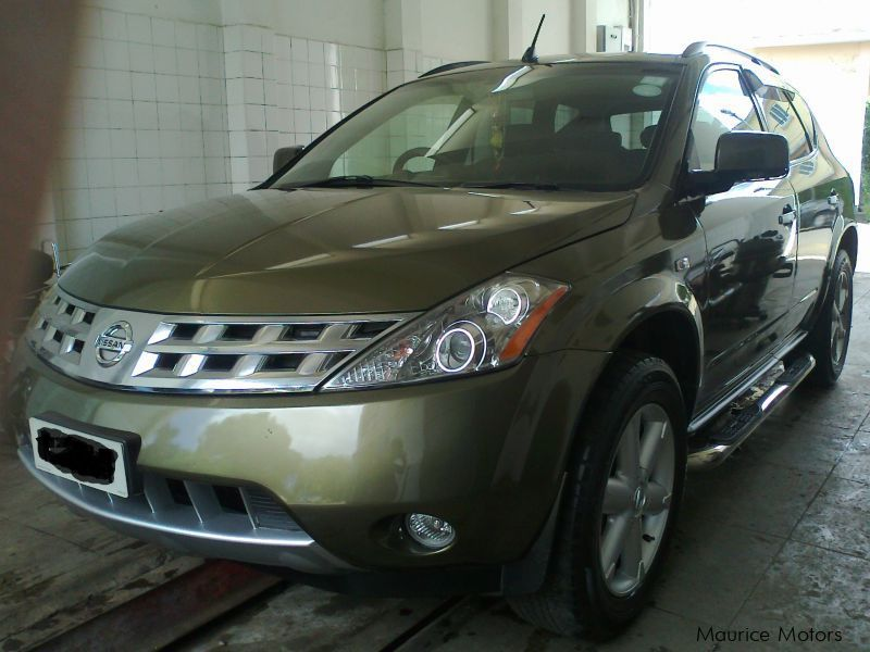 used nissan murano 2004 murano for sale mauritius nissan murano sales nissan murano price. Black Bedroom Furniture Sets. Home Design Ideas