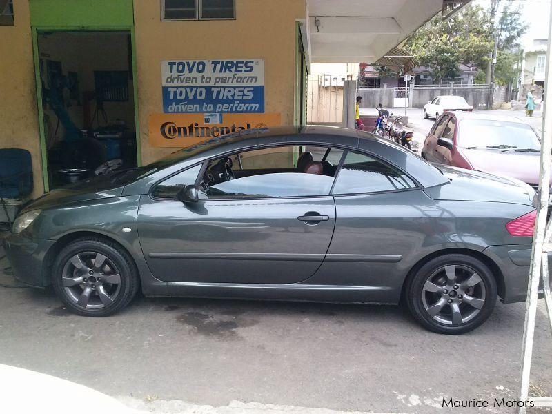 Used Peugeot 307 Cc 2004 307 Cc For Sale Mauritius Peugeot 307 Cc Sales Peugeot 307 Cc