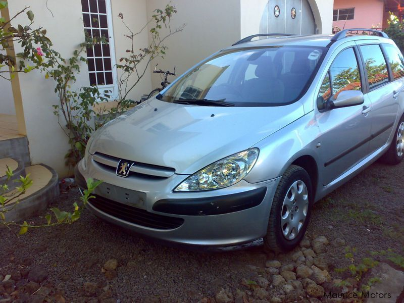 Used Peugeot 307 | 2004 307 for sale | flacq Peugeot 307 sales ...