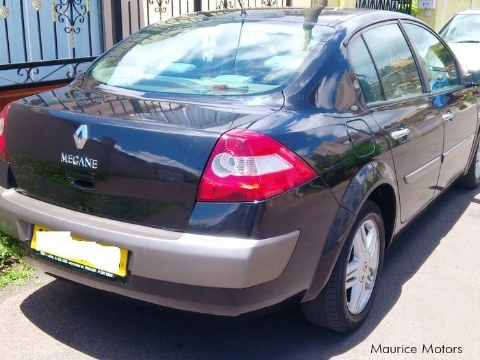 used renault megane 2 berline 2004 megane 2 berline for sale mauritius renault megane 2. Black Bedroom Furniture Sets. Home Design Ideas