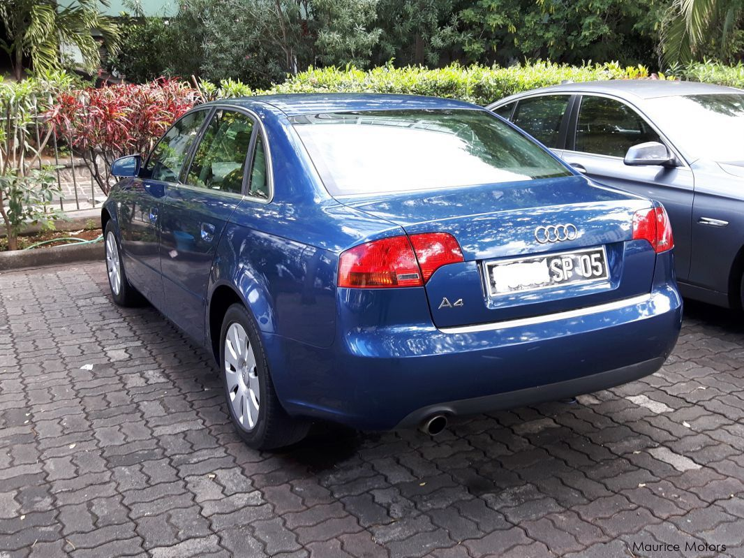 2005 Audi A4 Car Photos Manual Transmissions 120000 Km Milage Engine Schematics In Mauritius