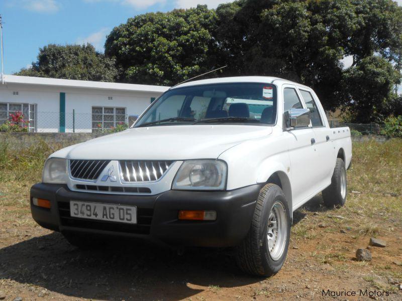 Used Mitsubishi L 200 2005 L 200 For Sale Quatre