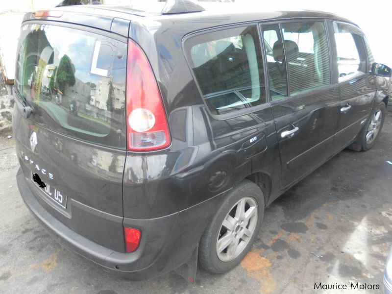 used renault scenic 7 place 2005 scenic 7 place for sale. Black Bedroom Furniture Sets. Home Design Ideas