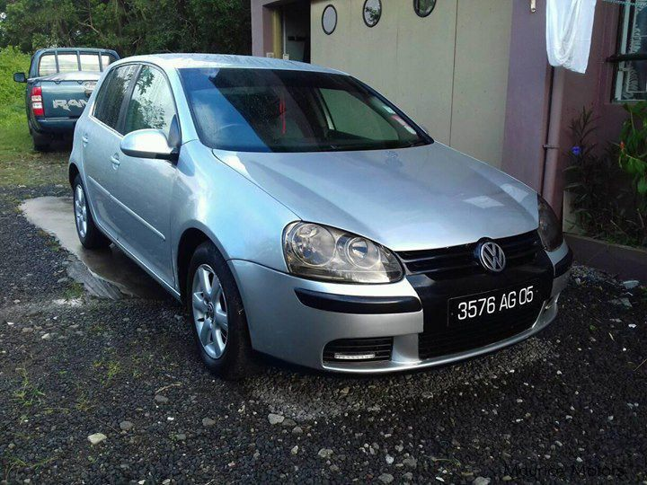 Used Volkswagen GOLF 5