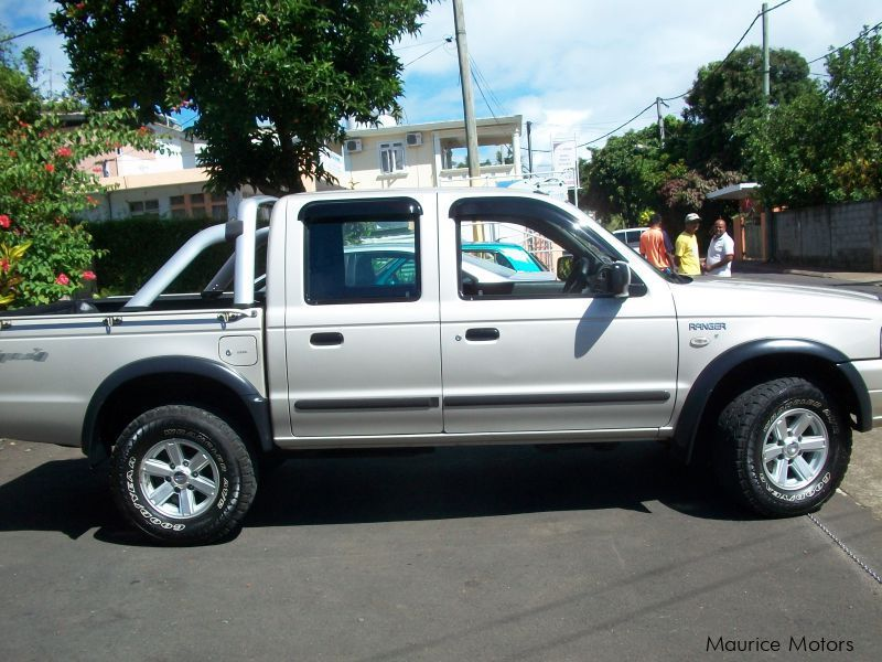 Used Ford Ranger Double Cab 4x4 2006 Ranger Double Cab
