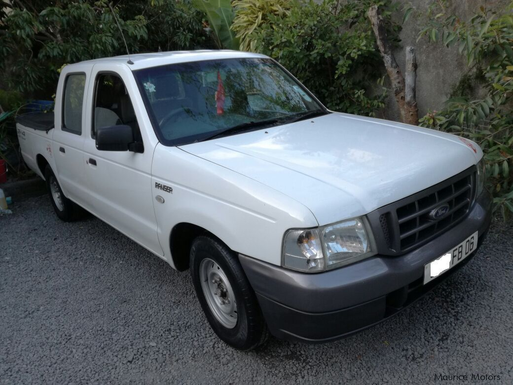 Used ford ranger 2006 ranger for sale vacoas ford for Used ford motors sale