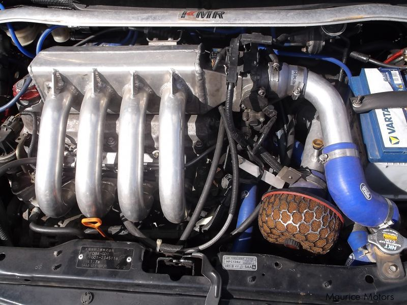 Used Honda FIT TURBO 15 UNIQUE IN MAURITIUS 2006 FIT