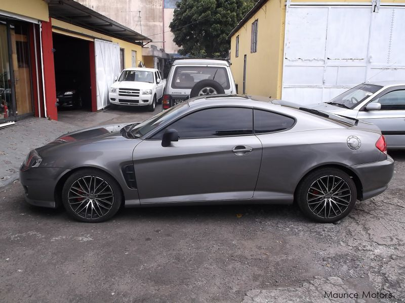 Used Hyundai Tuscani Tiburon 2006 Tuscani Tiburon For