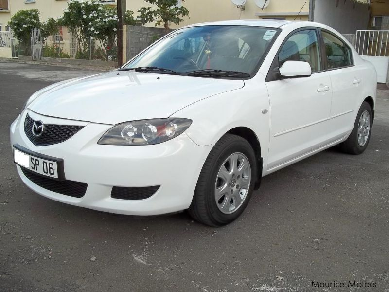 Used Mazda 3 Local 2006 3 Local For Sale Rose Hill