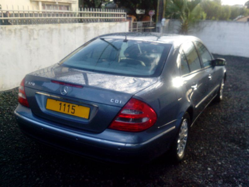 used mercedes benz e 220 cdi 2006 e 220 cdi for sale. Black Bedroom Furniture Sets. Home Design Ideas