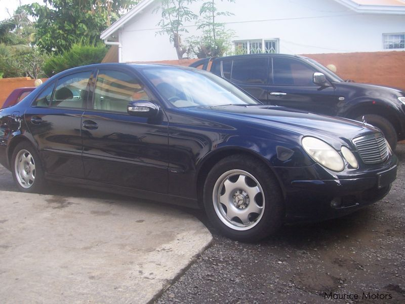 used mercedes benz e200 2006 e200 for sale quatre. Black Bedroom Furniture Sets. Home Design Ideas