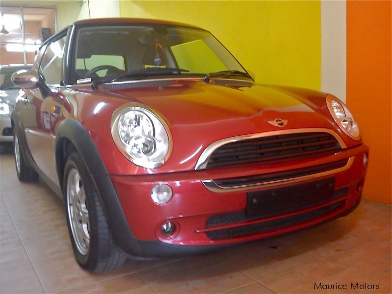 Used Mini One Seven 2006 One Seven For Sale Terre Rouge Mini One