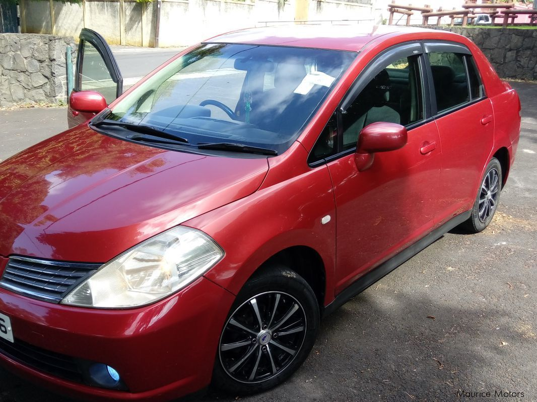 Used Nissan Tiida Automatic | 2006 Tiida Automatic for sale | Beau ...