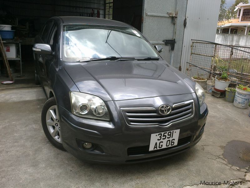 used toyota avensis 2006 avensis for sale palma quatre bornes toyota avensis sales toyota. Black Bedroom Furniture Sets. Home Design Ideas