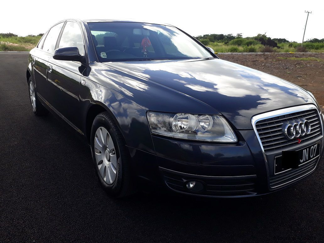 used audi a6 2007 a6 for sale grand baie audi a6 sales audi a6 price rs 535 000 used cars. Black Bedroom Furniture Sets. Home Design Ideas