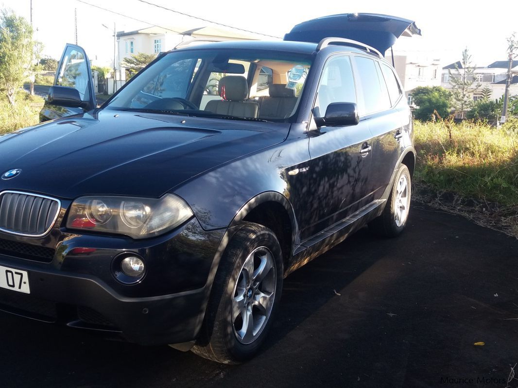 used bmw x3 2007 x3 for sale curepipe bmw x3 sales bmw x3 price rs 525 000 used cars. Black Bedroom Furniture Sets. Home Design Ideas
