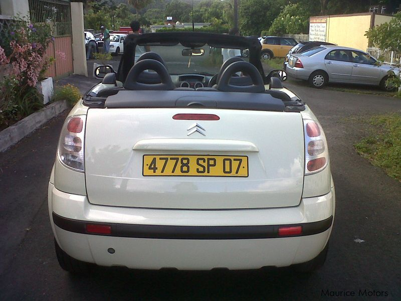 used citroen c3 cabriolet pluriel full option 2007 c3 cabriolet pluriel full option for sale. Black Bedroom Furniture Sets. Home Design Ideas