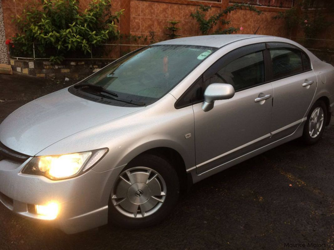 used honda civic hybrid 2007 civic hybrid for sale curepipe honda civic hybrid sales. Black Bedroom Furniture Sets. Home Design Ideas