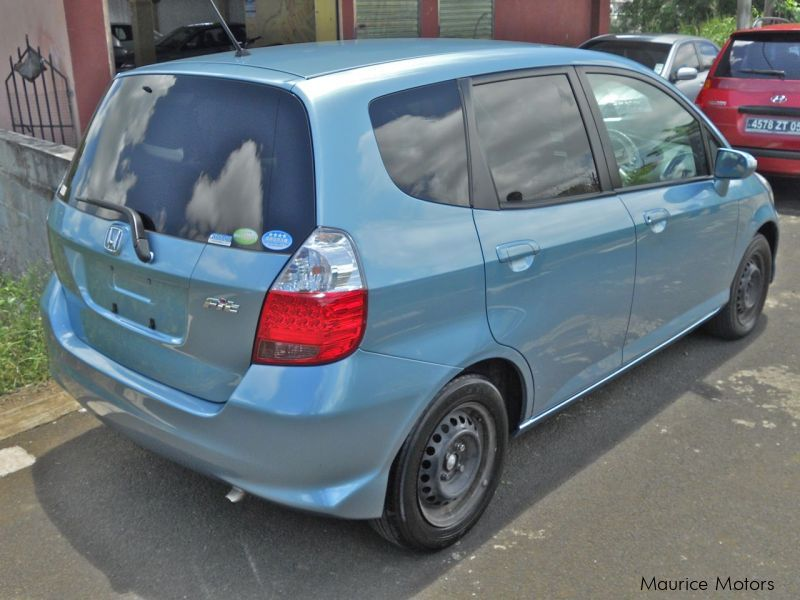 2007 honda fit rs related infomation specifications for Honda in network