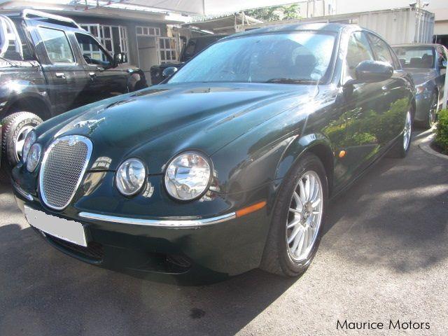 Charming Jaguar S Type In Mauritius ...