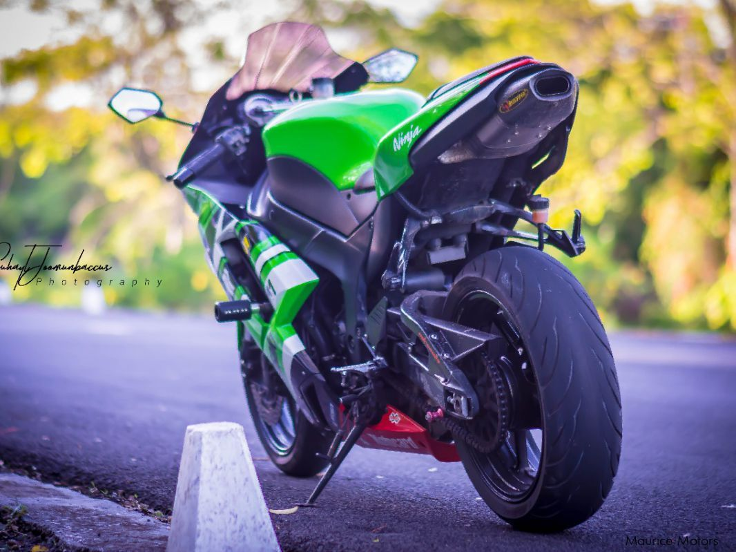 Used Kawasaki Ninja Zx6r 2007 Ninja Zx6r For Sale Brisee