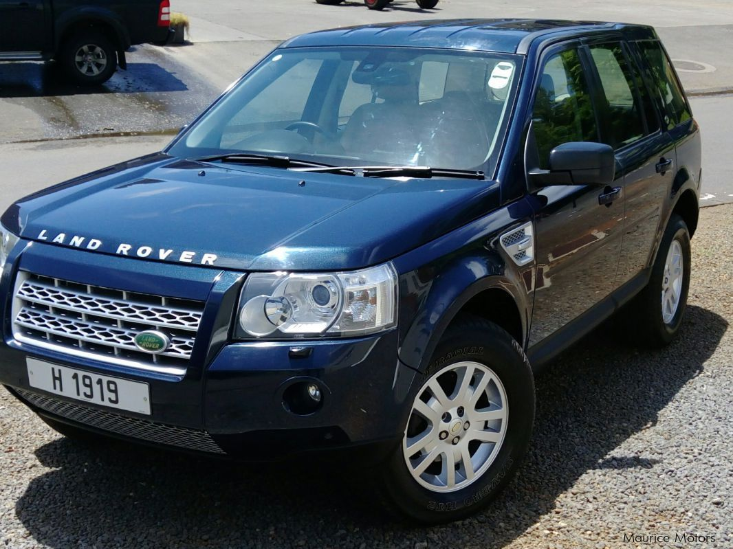 used land rover freelander 2 2007 freelander 2 for sale east mauritius land rover. Black Bedroom Furniture Sets. Home Design Ideas