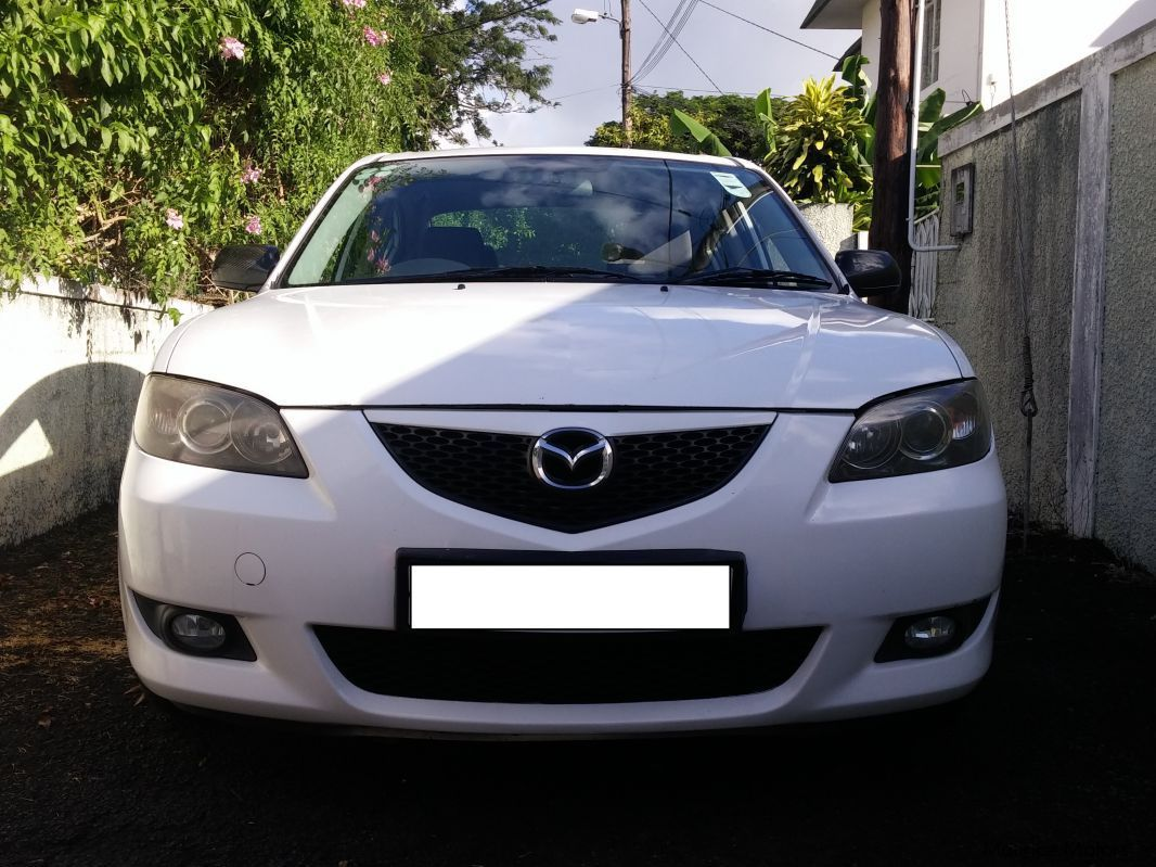 used mazda 3 2007 3 for sale vacoas mazda 3 sales mazda 3 price rs 230 000 used cars. Black Bedroom Furniture Sets. Home Design Ideas