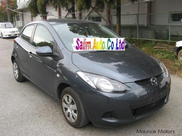 Mazda Demio in Mauritius ...