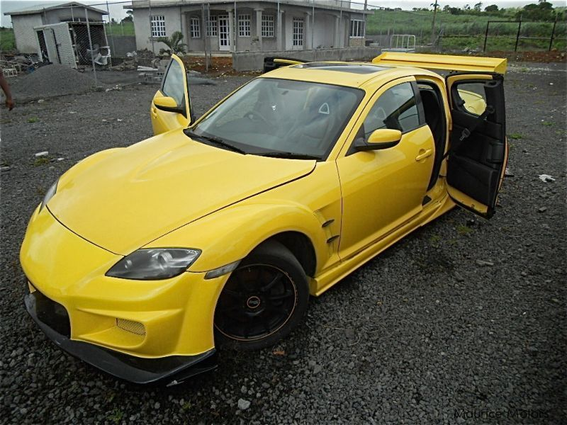 Used Mazda Rx8 2007 Rx8 For Sale Lallmatie Mazda Rx8