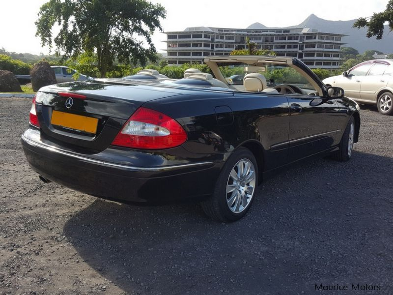 Used mercedes benz convertible clk 200 2007 convertible for Mercedes benz clk500 for sale