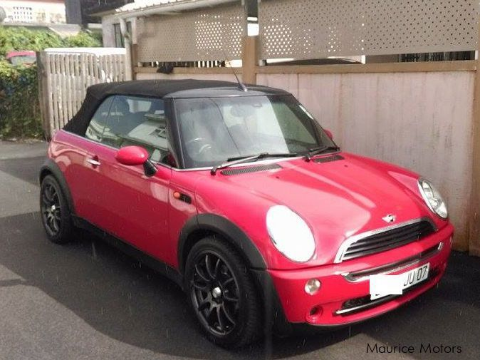 used mini cooper decapotable 2007 cooper decapotable for. Black Bedroom Furniture Sets. Home Design Ideas