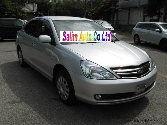 Toyota Allion in Mauritius ...