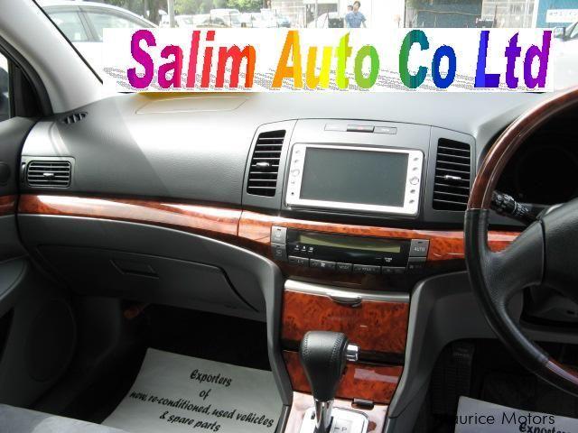 ... Toyota Allion in Mauritius ...