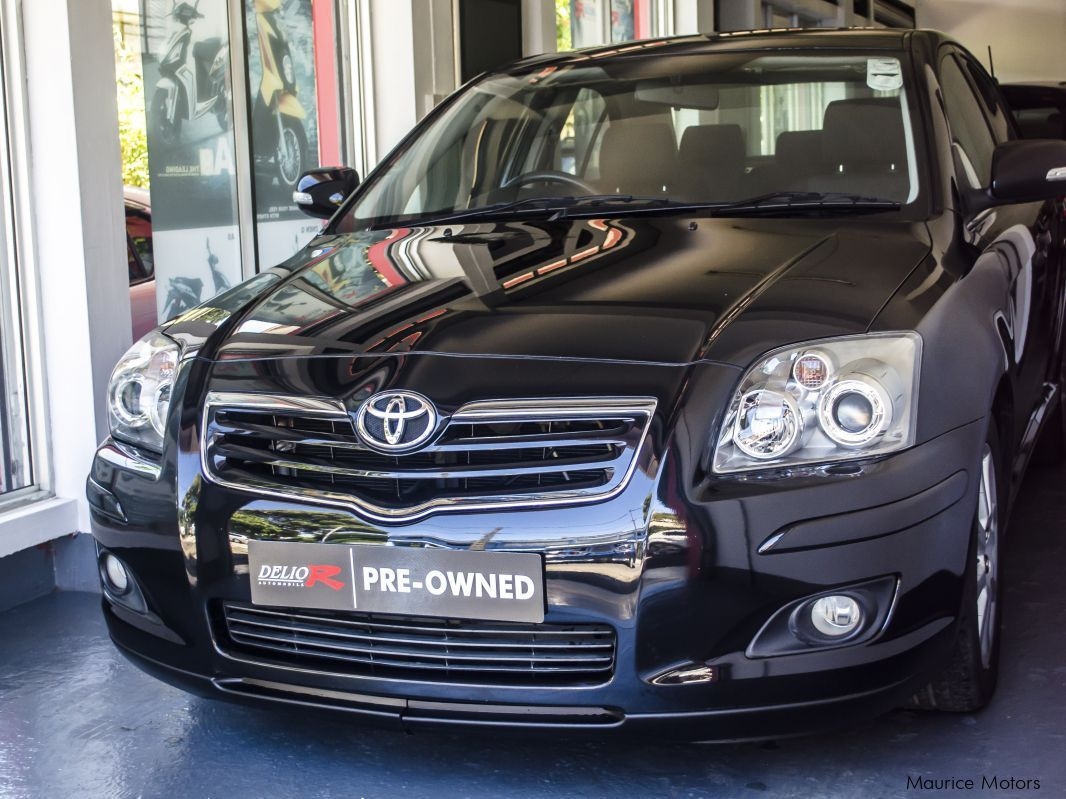 used toyota avensis 2007 avensis for sale vacoas. Black Bedroom Furniture Sets. Home Design Ideas