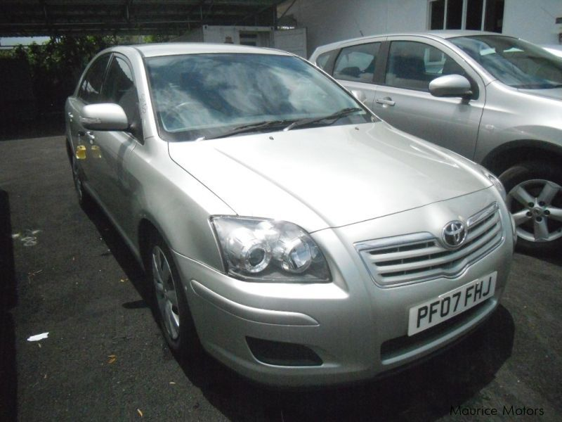 used toyota avensis 2007 avensis for sale camp fouquereaux toyota avensis sales toyota. Black Bedroom Furniture Sets. Home Design Ideas