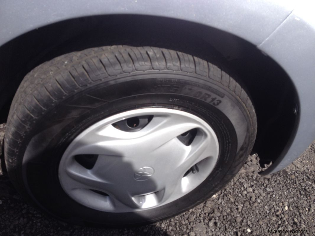 used toyota passo - silver