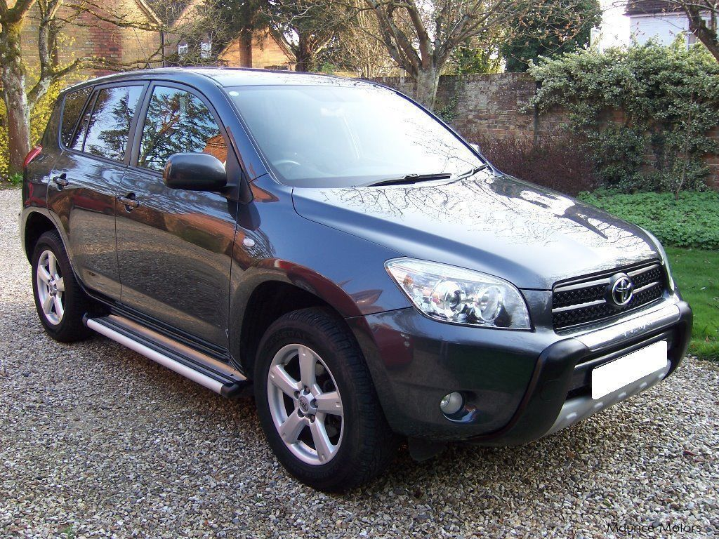 used toyota rav4 2007 rav4 for sale flacq toyota rav4 sales toyota rav4 price rs 140 000. Black Bedroom Furniture Sets. Home Design Ideas