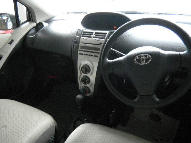... Toyota Vitz in Mauritius ...