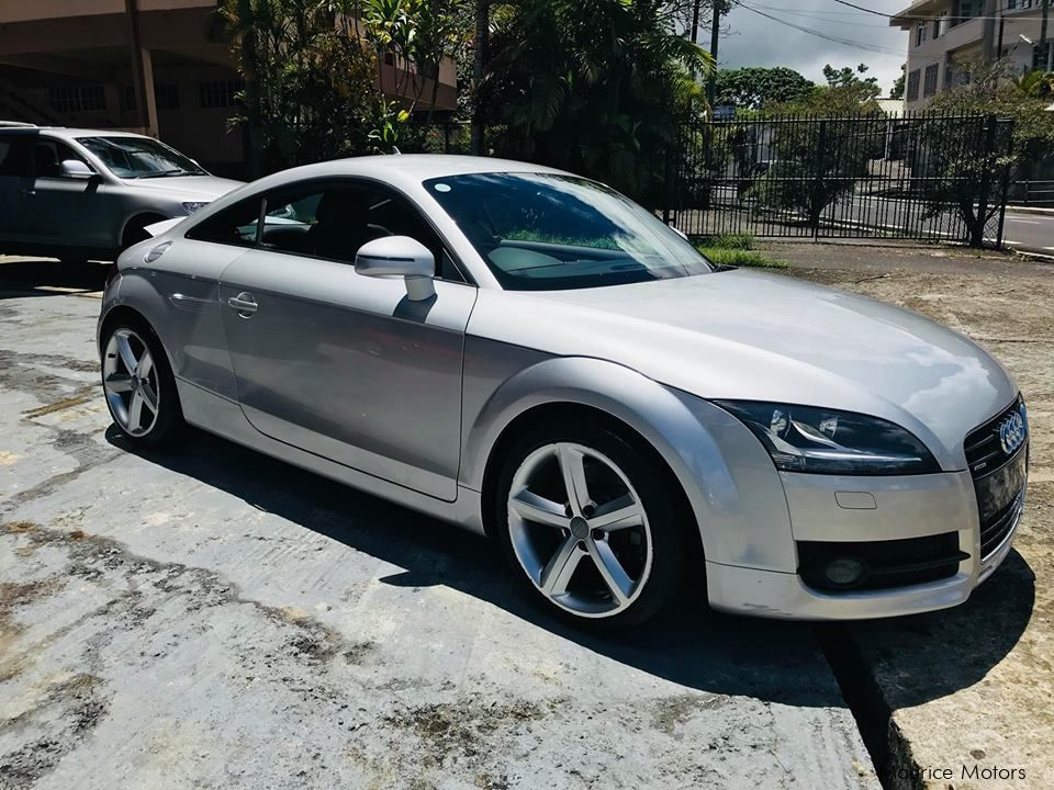 used audi tt 3 2 v6 fsi quattro steptronic 2008 tt 3 2 v6 fsi quattro steptronic for sale. Black Bedroom Furniture Sets. Home Design Ideas