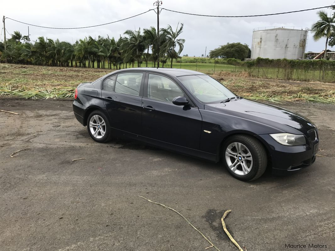 Used Bmw 316 I 2008 316 I For Sale Port Louis Bmw 316 I Sales Bmw 316 I Price Rs 590 000