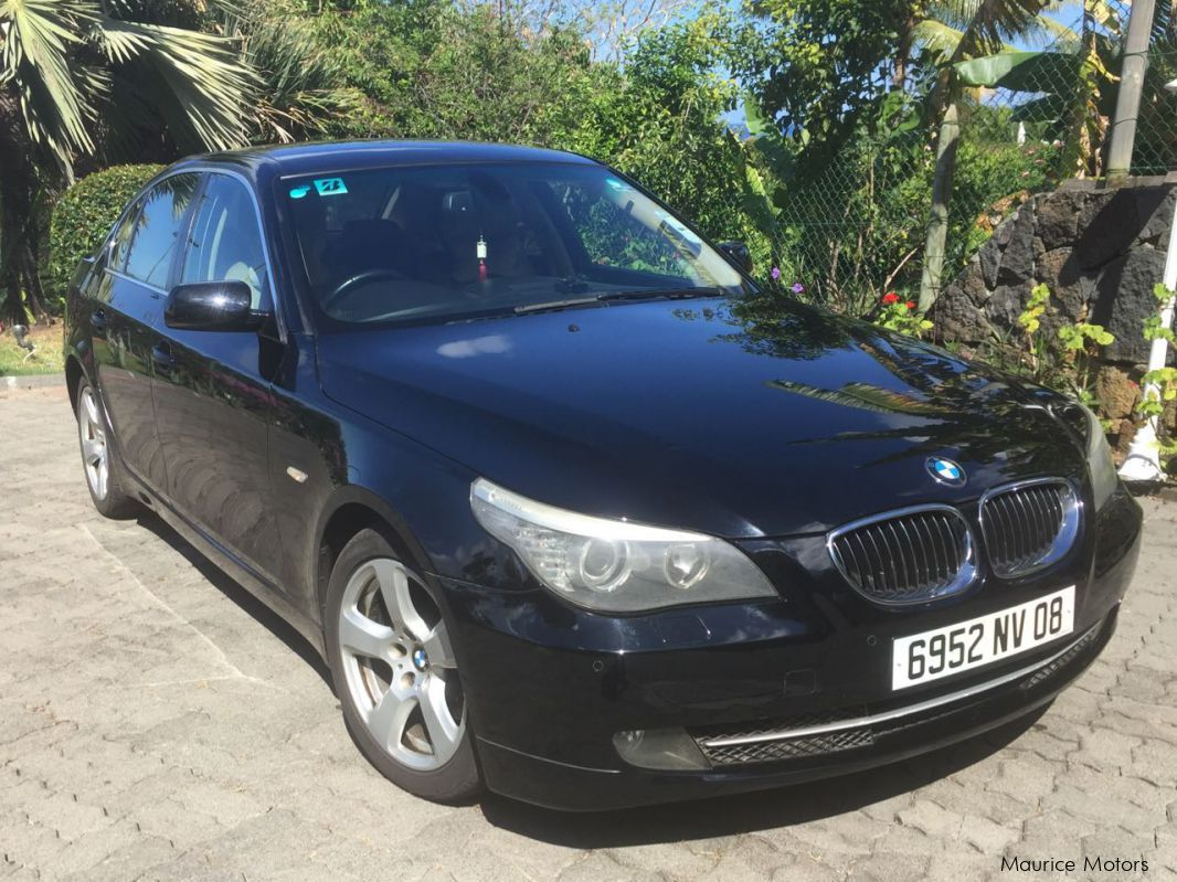Used BMW 530i | 2008 530i for sale | Port Louis BMW 530i sales | BMW ...