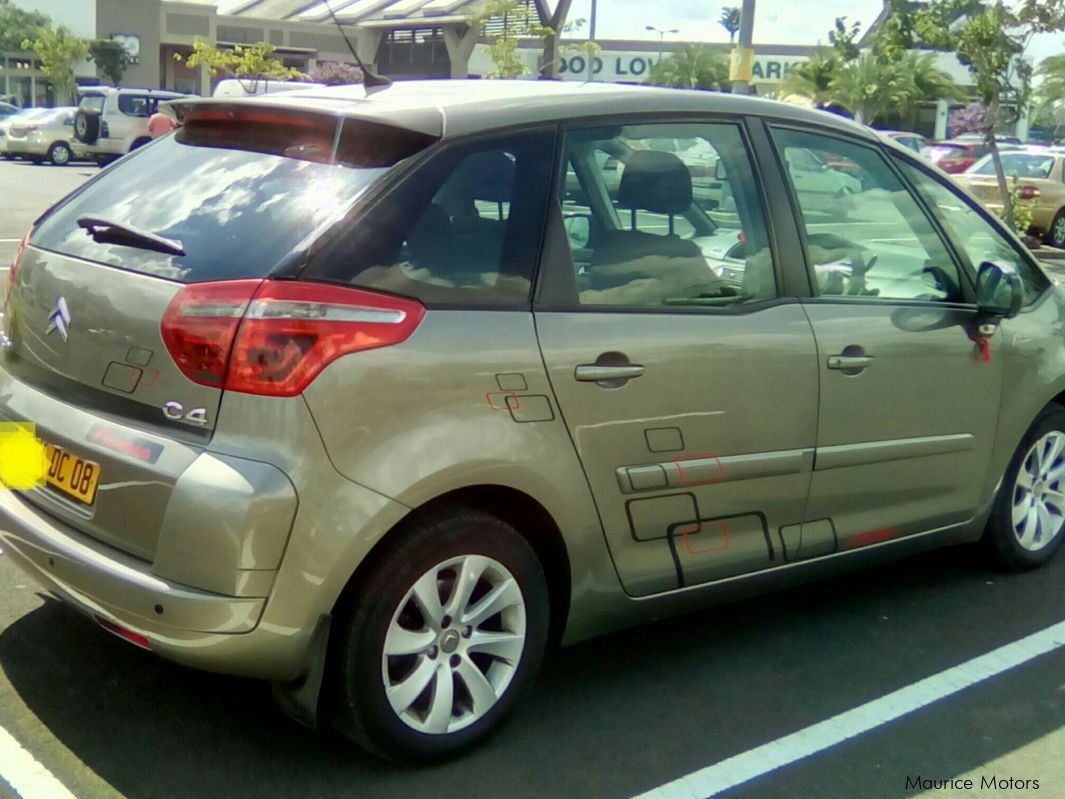 2008 C4 Picasso For Sale