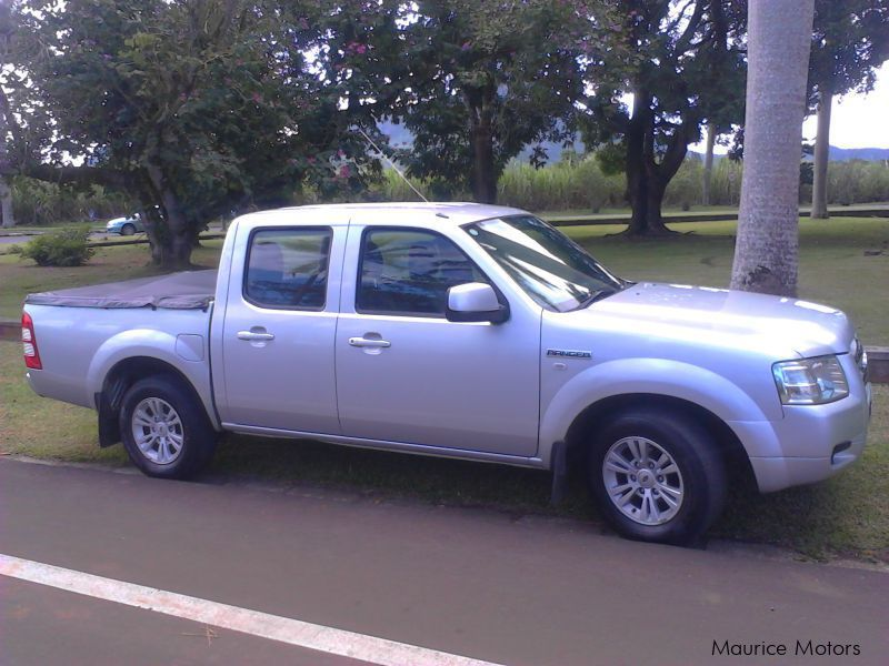 used ford ranger 2008 ranger for sale quatre bornes ford ranger. Cars Review. Best American Auto & Cars Review