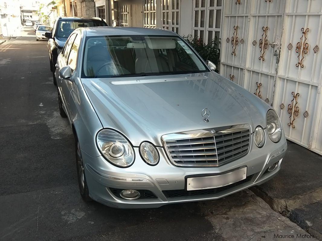 Used mercedes benz e200 2008 e200 for sale port louis for Mercedes benz e200 price